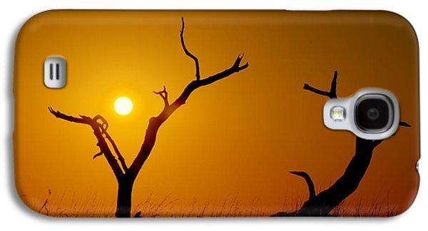 Sacrifice Galaxy S4 Case by Chad Dutson