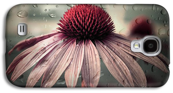 Close Up Floral Galaxy S4 Cases - Sad Solitude Galaxy S4 Case by Aimelle