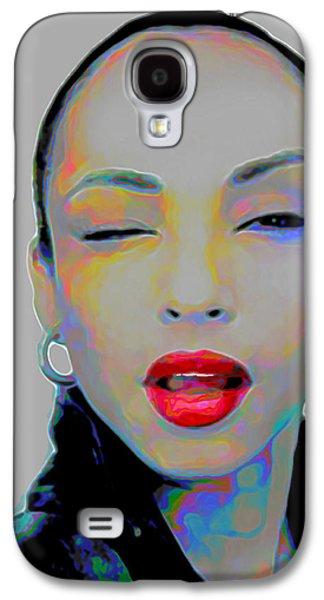 Sade 3 Galaxy S4 Case by  Fli Art