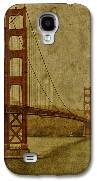 Gold Galaxy S4 Cases - Safe Passage Galaxy S4 Case by Andrew Paranavitana