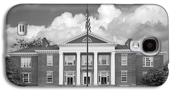 Special Occasion Galaxy S4 Cases - Sage College Administration Building Galaxy S4 Case by University Icons
