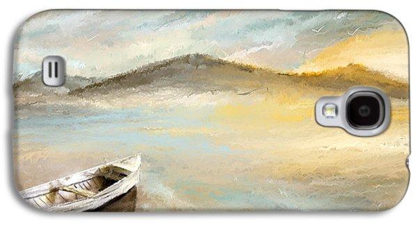 Sail Into The Sun Galaxy S4 Case by Lourry Legarde