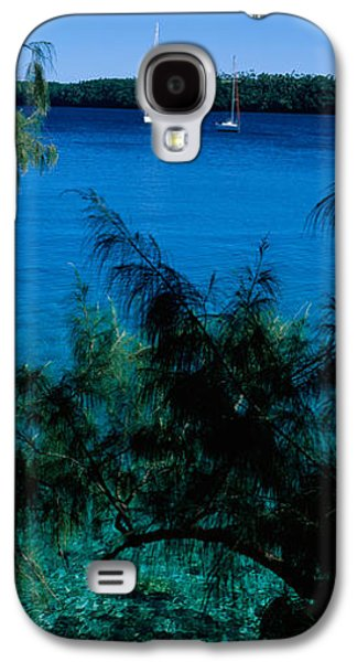 Sailboats In Water Galaxy S4 Cases - Sailboats In The Ocean, Kingdom Galaxy S4 Case by Panoramic Images