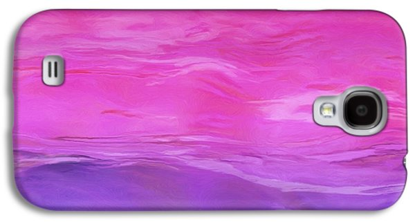 Abstract Digital Galaxy S4 Cases - Sailors Delight Galaxy S4 Case by Jack Zulli