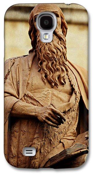 Monasticism Galaxy S4 Cases - Saint Jerome Galaxy S4 Case by Stephen Stookey
