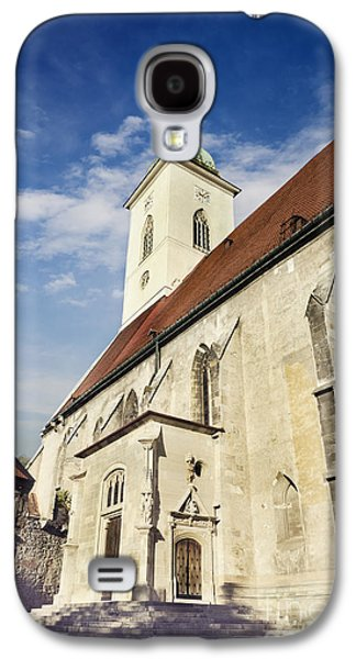 Historical Buildings Galaxy S4 Cases - Saint Martins cathedral  Galaxy S4 Case by Jelena Jovanovic