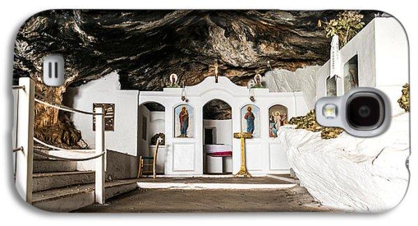 Religious Galaxy S4 Cases - Saint Thomas Church Galaxy S4 Case by Luis Alvarenga