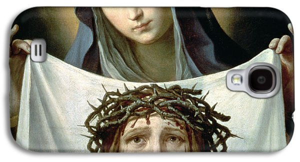 Miracle Galaxy S4 Cases - Saint Veronica Galaxy S4 Case by Guido Reni