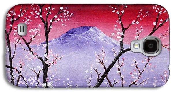 Sakura Galaxy S4 Case by Anastasiya Malakhova