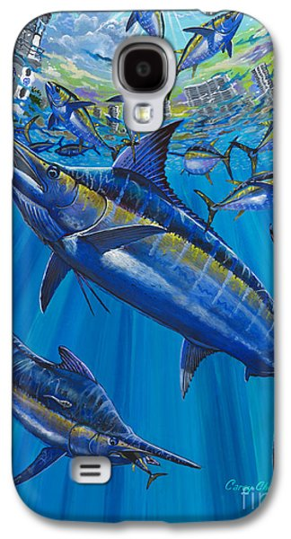 Salinas Off006 Galaxy S4 Case by Carey Chen