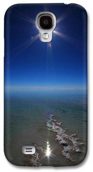 Twinkle Galaxy S4 Cases - Salty Sun Galaxy S4 Case by FireFlux Studios