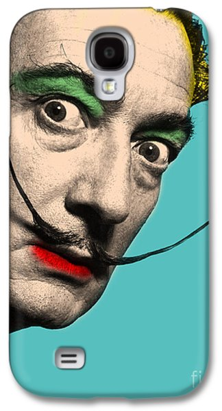 Best Sellers -  - Animation Galaxy S4 Cases - Salvador Dali Galaxy S4 Case by Mark Ashkenazi