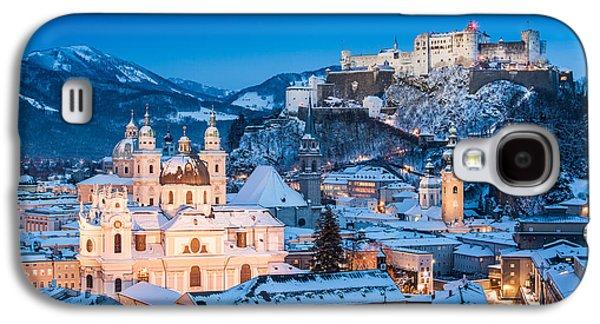 Salzburg Galaxy S4 Cases - Salzburg Winter Romance Galaxy S4 Case by JR Photography