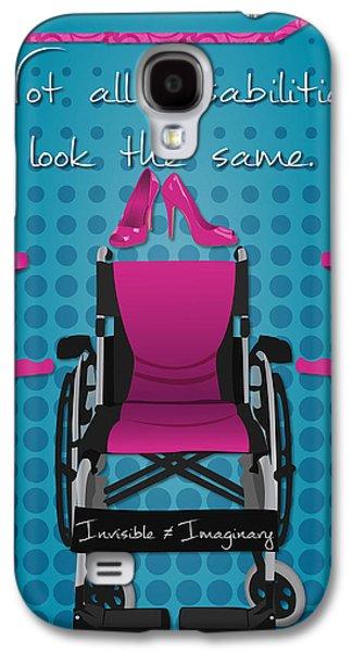 Crutch Digital Galaxy S4 Cases - Same Galaxy S4 Case by SarahCate Philipson