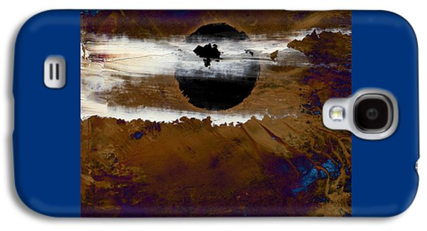 Abstract Digital Art Galaxy S4 Cases - Samhain I. Winter Approaching Galaxy S4 Case by Paul Davenport