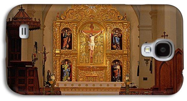 San Fernando Cathedral Retablo Galaxy S4 Case by Christine Till