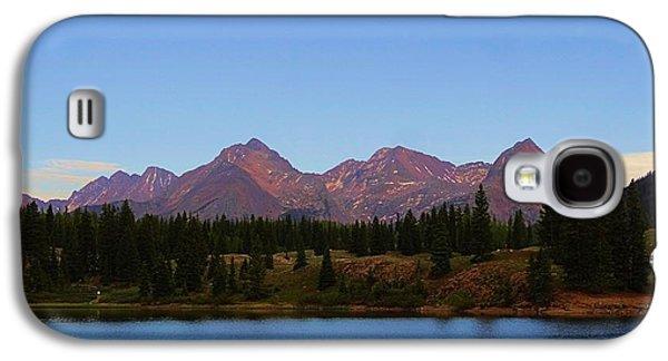 Base Path Galaxy S4 Cases - San Juan Mountain Range Galaxy S4 Case by Dan Sproul