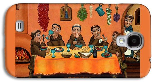 San Pascuals Table Galaxy S4 Case by Victoria De Almeida