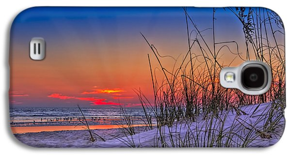 Sand And Sea Galaxy S4 Case by Marvin Spates