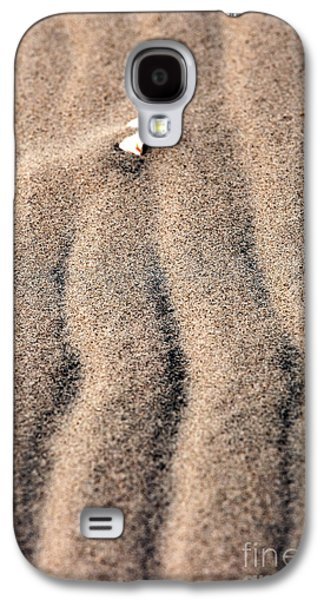 Sand Pattern Galaxy S4 Cases - Sand Patterns II Galaxy S4 Case by John Rizzuto