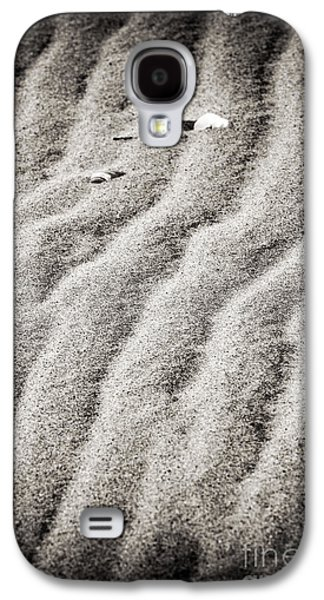 Sand Pattern Galaxy S4 Cases - Sand Patterns IV Galaxy S4 Case by John Rizzuto