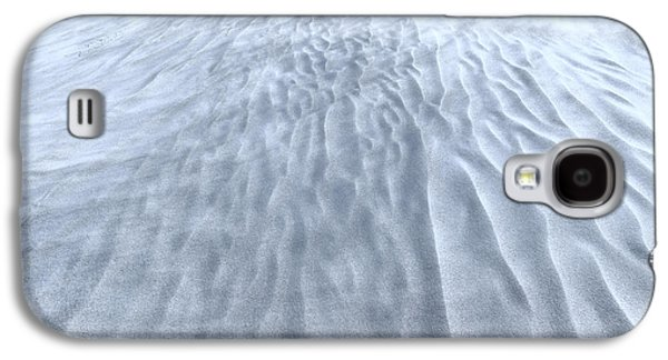 Sand Storm On The Horizon Galaxy S4 Case by Julian Cook