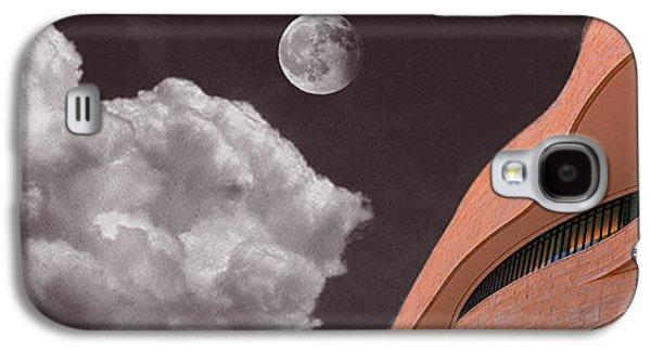 Dreamscape Galaxy S4 Cases - Sandstone Galaxy S4 Case by Wayne King