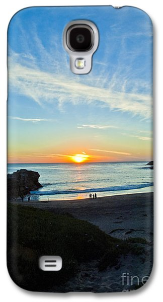 Pch Galaxy S4 Cases - Santa Cruz beach 1 Galaxy S4 Case by Micah May