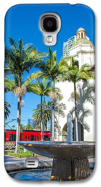 Keith Ducker Galaxy S4 Cases - Santa Fe Station Galaxy S4 Case by Baywest Imaging