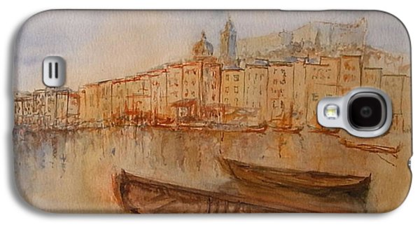 Santa Margherita Ligure Galaxy S4 Case by Juan  Bosco