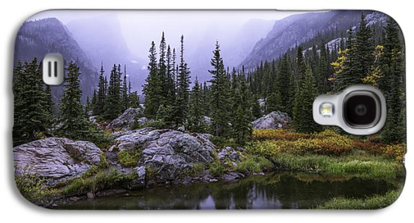 Colorado Galaxy S4 Cases - Saturated Forest Galaxy S4 Case by Chad Dutson