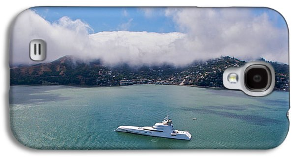 Sausalito Galaxy S4 Cases - Sausalito Skyline Galaxy S4 Case by Steven Lapkin