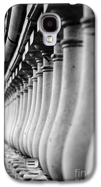 Surtex Licensing Galaxy S4 Cases - Savannah Columns - Architectural Elements  Galaxy S4 Case by Anahi DeCanio - ArtyZen Studios