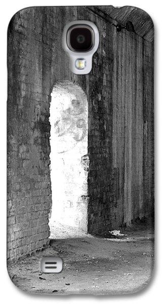 Slaves Galaxy S4 Cases - Savannah slave quarters Galaxy S4 Case by Linda Covino