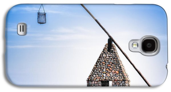 Ancient Galaxy S4 Cases - Scandinavian Vippefyr Galaxy S4 Case by Erik Brede