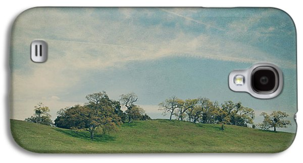 Cloudscape Digital Galaxy S4 Cases - Scattered Along the Hilltop Galaxy S4 Case by Laurie Search