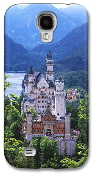 Schloss Neuschwanstein Galaxy S4 Case by Timm Chapman