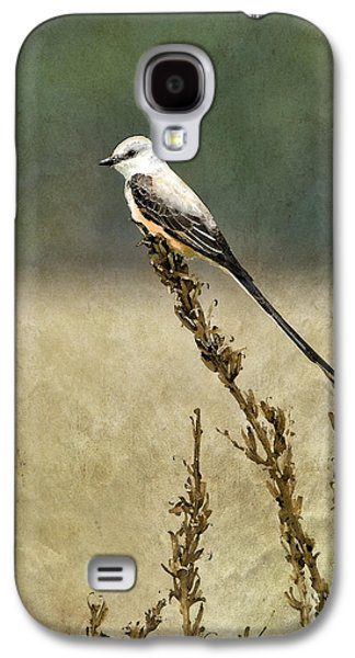 Scissortailed-flycatcher Galaxy S4 Case by Betty LaRue