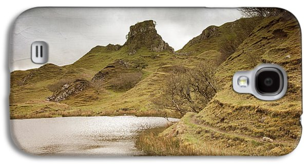 Body Galaxy S4 Cases - Scottish Landscape Galaxy S4 Case by Juli Scalzi