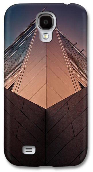 Symetry Galaxy S4 Cases - Scraping The Sky #02 Galaxy S4 Case by Loriental Photography