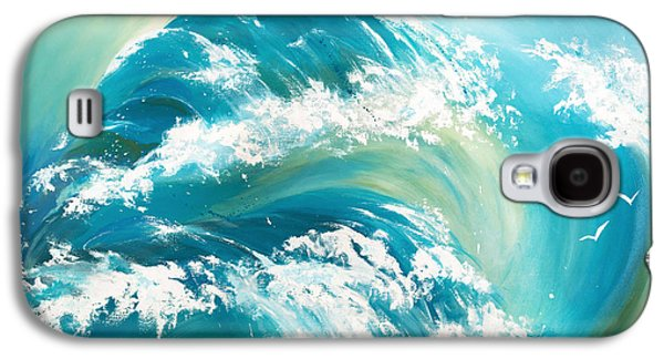 Sea Dreams Galaxy S4 Case by Michelle Wiarda
