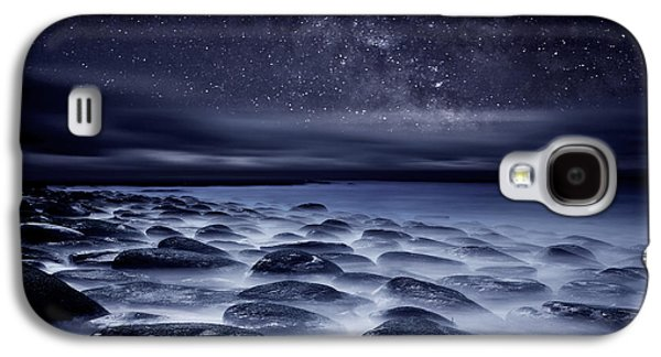 Waterscape Galaxy S4 Cases - Sea of Tranquility Galaxy S4 Case by Jorge Maia