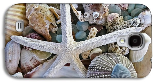 Sea Treasure Galaxy S4 Case by Colleen Kammerer