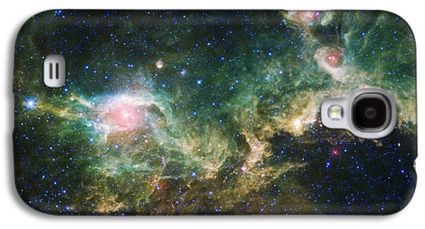 Seagull Nebula Galaxy S4 Case by Adam Romanowicz