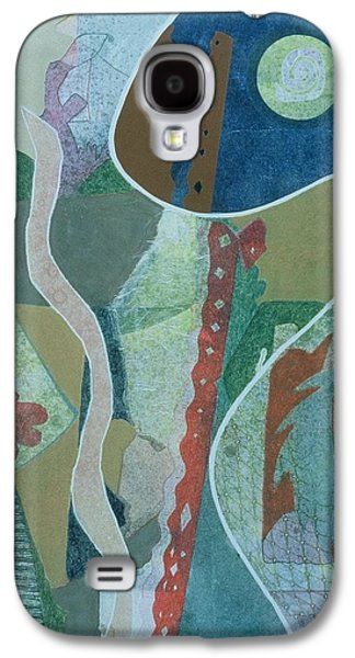 Abstract Nature Reliefs Galaxy S4 Cases - Searching For The Sun Galaxy S4 Case by Francisco Gonzalez