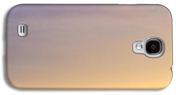 Recently Sold -  - Sunset Abstract Galaxy S4 Cases - Seascape A10i Galaxy S4 Case by  Otri  park