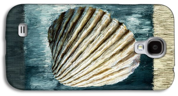 Collection Galaxy S4 Cases - Seashell Souvenir Galaxy S4 Case by Lourry Legarde