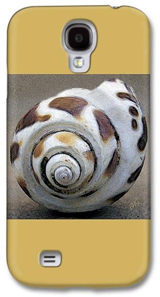 Seashells Spectacular No 2 Galaxy S4 Case by Ben and Raisa Gertsberg