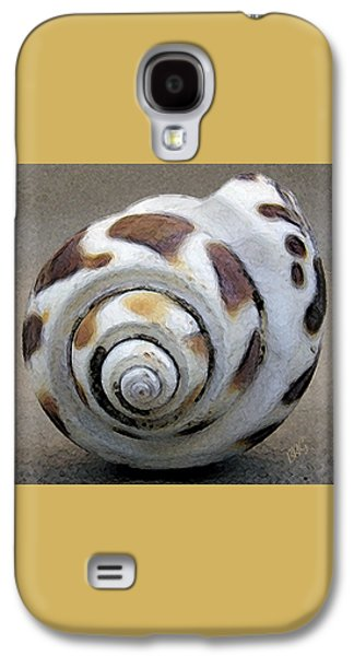 Seaside Galaxy S4 Cases - Seashells Spectacular No 2 Galaxy S4 Case by Ben and Raisa Gertsberg
