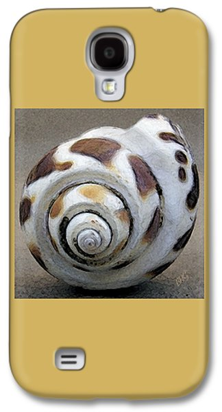 Nautical Galaxy S4 Cases - Seashells Spectacular No 2 Galaxy S4 Case by Ben and Raisa Gertsberg